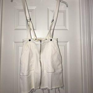 For Love And Lemons Skirts - For Love & Lemons skirt overalls.